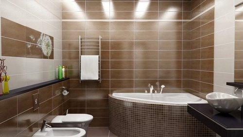 Советы по отделке ванной комнаты