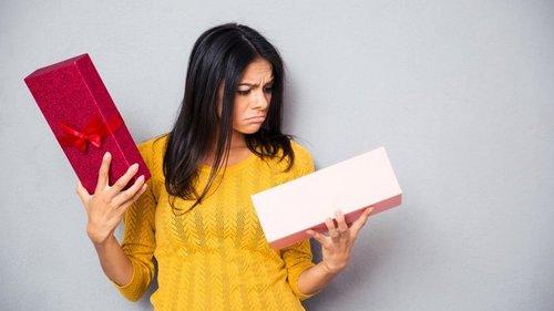Список подарков, после которых дальнейшее общение под вопросом