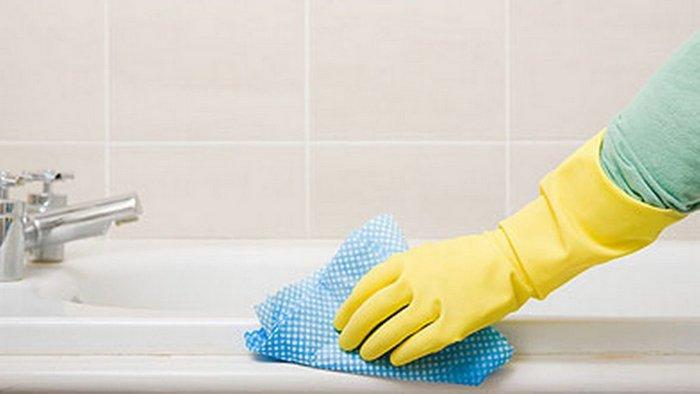 Как поддерживать чистоту в ванной комнате
