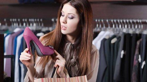 Обувь, что визуально удлиняет ноги скромной дамы