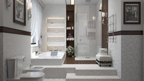 Как выбрать стиль оформления ванной комнаты