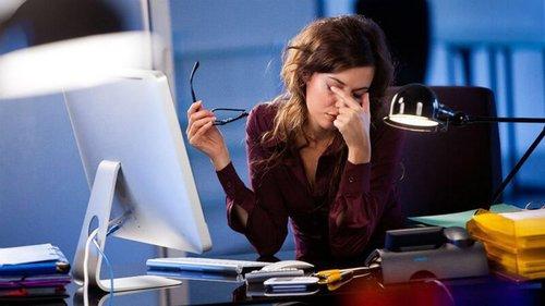 Как снять напряжение после работы за компьютером
