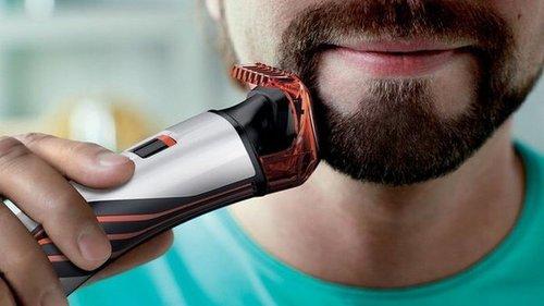 Триммеры для бороды — незаменимые помощники в создании брутального обр...