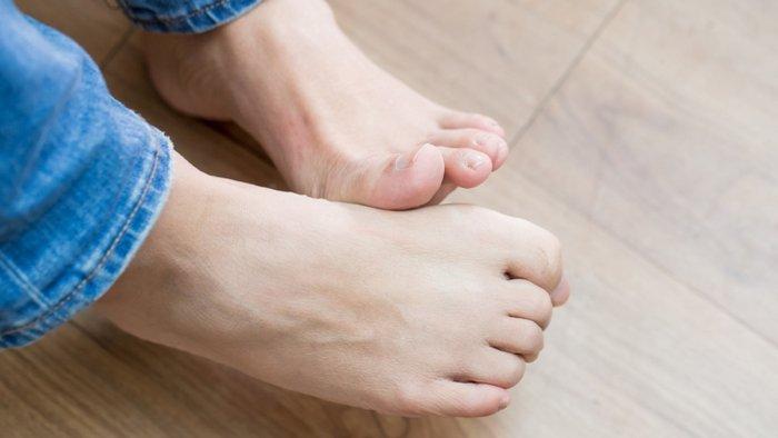 Упражнения для приобретения легкой походки