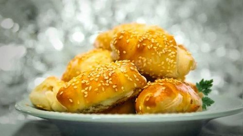 Рецепт пирожков с сыром