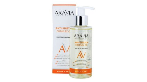 ARAVIA Laboratories Масло от растяжек Anti-Stretch Complex Oil