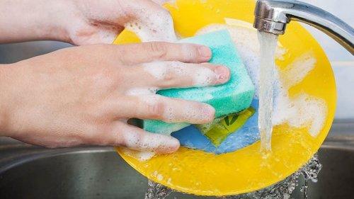 Строгий запрет на мочалки для посуды и почему мы перестали их покупать
