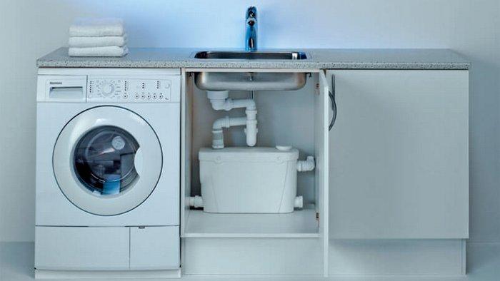 Как найти оптимальное место для стиральной машины