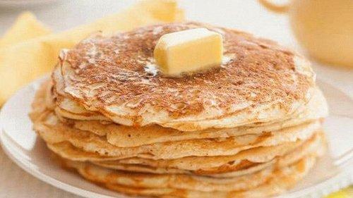 Рецепт блинов без соды и дрожжей