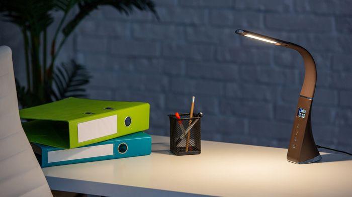 Светодиодная настольная лампа: преимущества и ключевые особенности
