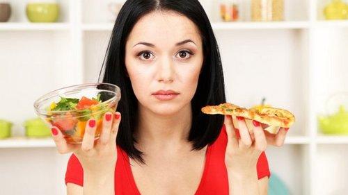 Худеем без овощей: принципы парадоксальной диеты