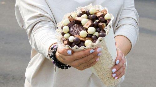 Эксклюзивные подарки из шоколада
