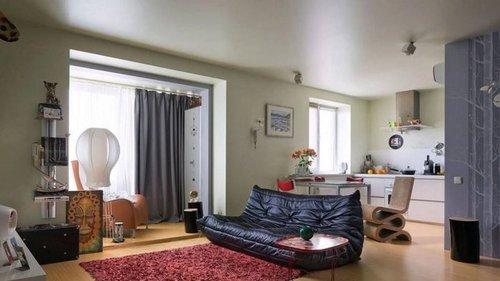 Дизайн однокомнатной квартиры: что запланировать во время ремонта и перестановки