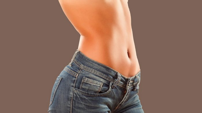Способы получить красивый плоский живот без диет и упражнений