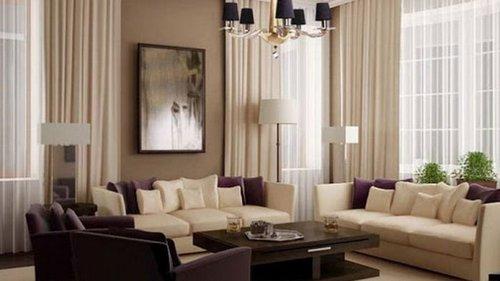 Как выбрать шторы для гостиной?