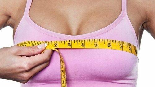 7 причин, по которым наша грудь может изменить размер