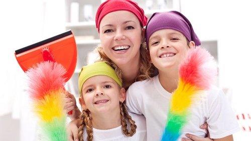 Приучить детей к порядку. Простые советы для родителей