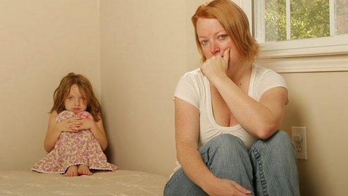 Ошибки одинокой мамы