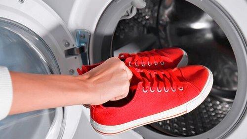 Кеды и кроссовки. Как правильно их стирать в стиральной машин