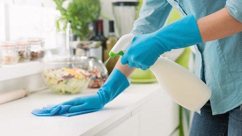 7 хитростей для уборки труднодоступных мест