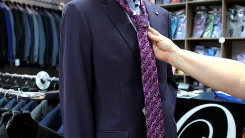 Советы как завязать галстук