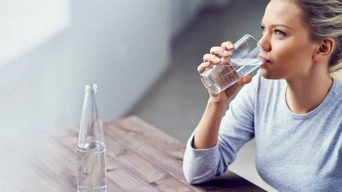 Рекомендации єкспертов о том, когда нужно употреблять воду