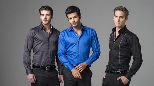 Выбор мужской рубашки: определение размера