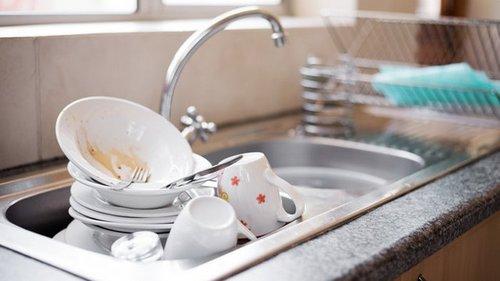 Лайфхаки для мытья посуды