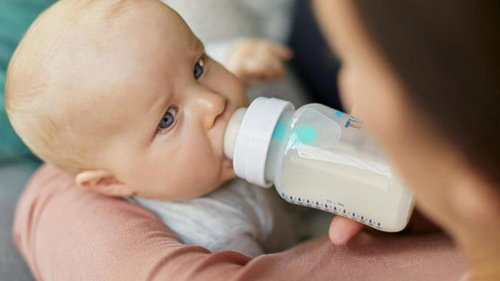 Как правильно выбрать молочную смесь