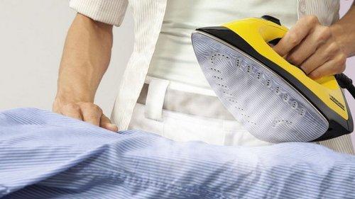 Как быстро погладить рубашку: маленький секрет