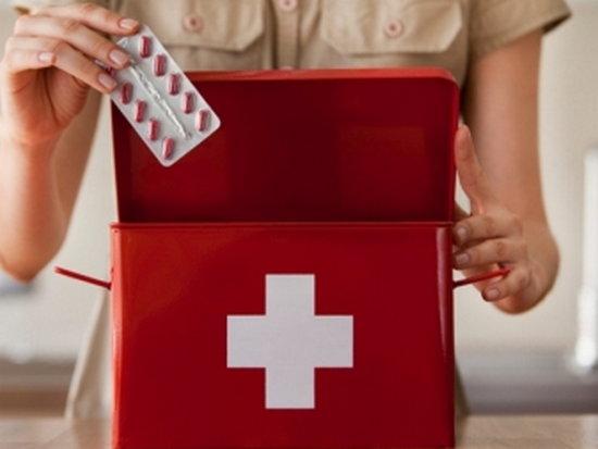 Что должно входить в «личную» аптечку малыша